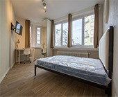 Chambre double 101 - Lille